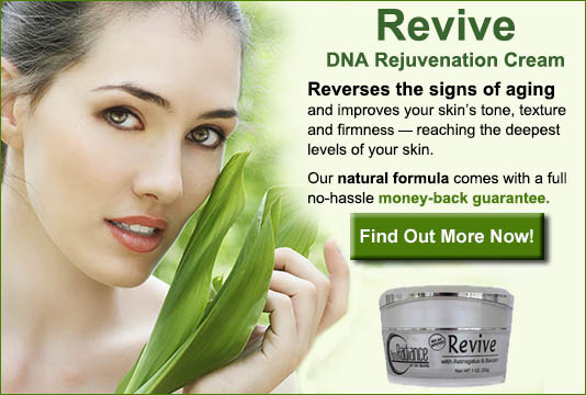 Reverse the signs of aging with Revive